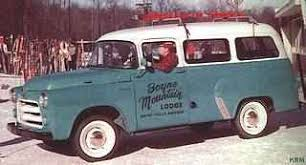 1956 dodge panel truck macdonald truck review from 1950 to 1959 this page