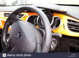 ds survolt interior citroen car showroom stock photos u0026 citroen car showroom stock