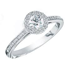 charles green wedding rings charles green infinity platinum solitaire with halo cluster