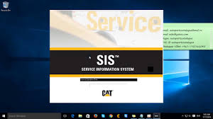 caterpillar sis 2016 cat sis 2016 3d graphics full activated