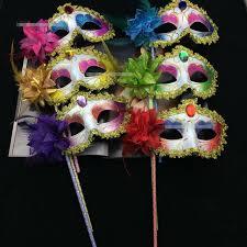 masks for mardi gras 2018 women venice princess flower mask colorful painting