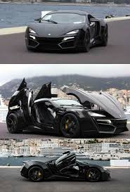 rare sports cars 5 rare supercars worth millions lykan hypersport cars and