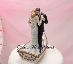 wedding cake topper personalized bride and groom wedding cake