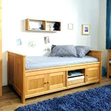 Solid Pine Bed Frame Beds With Storage Image For Solid Pine Bed Frame