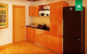 parallel kitchen design buy heron retro parallel kitchen with breakfast counter online