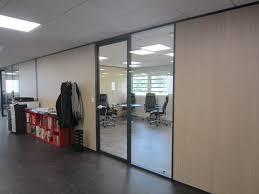 cloison amovible bureau cloison amovible bureau charmant réalisation de bureaux en cloisons