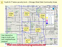 Map Of Chicago Suburbs Mapping For Justice