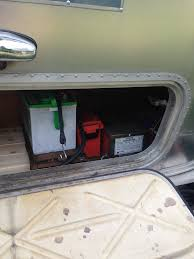 travel trailer water pump how do appliances work in our airstream travel trailer