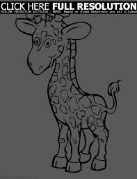 giraffe coloring pages printable giraffe coloring pages clipart panda free clipart images