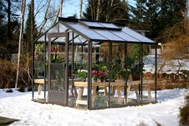 Small Backyard Greenhouse by Backyard Greenhouse Ideas Backyard And Yard Design For Village