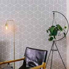 wall sticker fabric wallpapers cube wallpaper styled with a leather seat