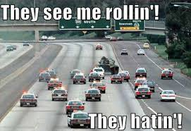They See Me Rollin Meme - they see me rollin they hatin music on