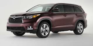 toyota car information 2016 toyota highlander review and information united cars