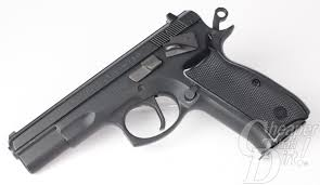 the merits of the full sized cz 75 for home defense