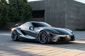 toyota supra firming for 2018 launch u2013 report