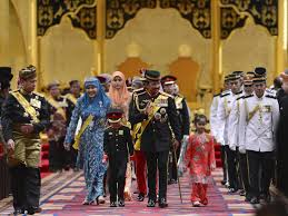 sultan hassanal bolkiah the royals of brunei lead lives of almost incomprehensible wealth