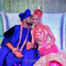 traditional wedding photos from banky w adesua etomi s traditional wedding