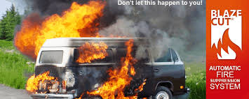 volkswagen fire blazecut fire suppression system bus junkies