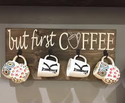 coffee bar sign rae dunn mugs kitchen signs coffee sign