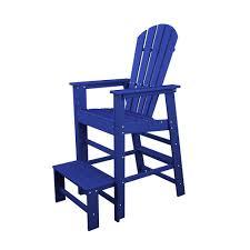 Polywood Syracuse Polywood South Beach Lifeguard Chair Sbl30