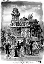 The Addams Family Halloween Costumes by The Addams Family House Where Every Night Is Halloween If You
