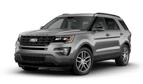 ford explorer trim ford explorer trim options in huntley il tom peck ford