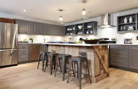 Modern Rustic Kitchen Tables Ideas Modern Kitchen - Rustic kitchen tables