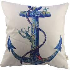 Pillow Decorative For Sofa by Amazon Com Hosl Blending Linen Square Throw Pillow Case