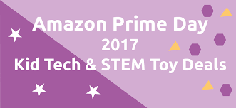 amazon black friday toys prime day deals for kid tech and stem toys 2017