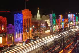 The Best Christmas Light Displays by Rochester Michigan Christmas Lights Christmas Lights Decoration