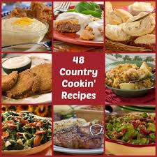 Example Of Main Dish Menu Country Cooking 48 Best Loved Southern Comfort Recipes Mrfood Com