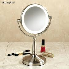 large magnifying makeup mirror with lights vanity mirror with