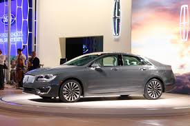 lincoln town car 2017 2017 lincoln mkz gets major update 400 horsepower