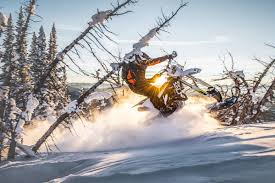 snow motocross bike new event at winter xgames mixes motocross with snowmobiles