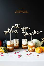 thanksgiving dessert toppers diy recipe oh happy day