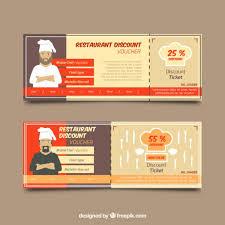 restaurant discounts discounts restaurant with chefs vector free