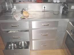 meuble cuisine cagne meuble cuisine inox bross 100 images meuble evier de cuisine