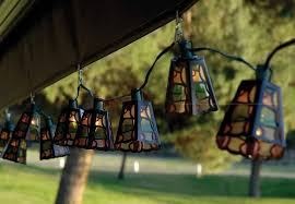 Patio String Lights by Lighting Interesting Patio String Lights With Beautiful Bell