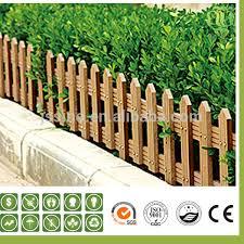 ringhiera in legno per giardino giardino watt per canale recinzioni di legno composito di plastica
