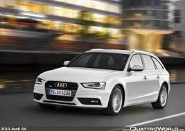 audi germany the new audi a4 and the new audi s4 quattroworld