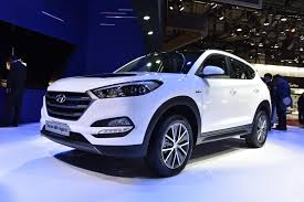 hyundai crossover 2016 2016 hyundai tucson specs and photos strongauto