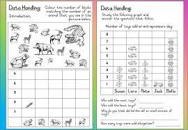 mathematics grade 3 u2013 data handling worksheet teacha