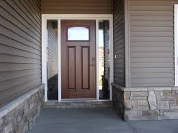 Wood Exterior Front Doors by Residential Front Entry Doors For Popular Wood Front Door Inside