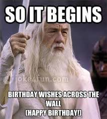 Birthday Wishes Meme - joke4fun memes birthday wishes