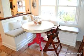 built in kitchen table bench built in bench seat kitchen table