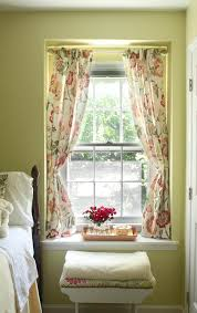 Curtains Hung Inside Window Frame How To Install Window Blinds And Curtains Lowe S Creator Window