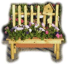 Bench Locations Blue Freedom Garden Centers Flowers Hanging Baskets Geraniums