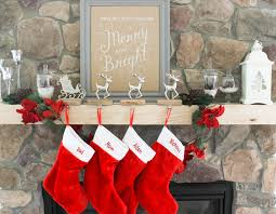 rustic christmas stockings ajarin us