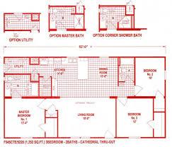 Skyline Mobile Home Floor Plans Mobile Homes Floor Plans Valine