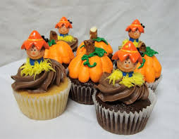55 best thanksgiving cupcakes images on thanksgiving